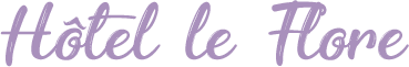 Hotel Le Flore – Frejus Logo